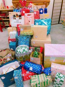 滿滿的禮物~